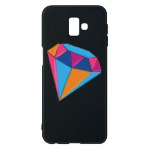 Etui na Samsung J6 Plus 2018 Diament
