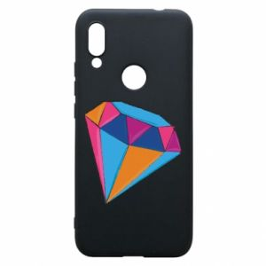 Etui na Xiaomi Redmi 7 Diament