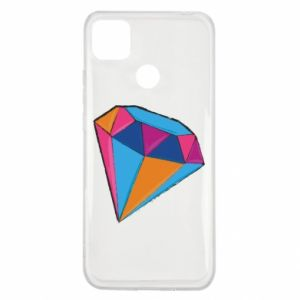 Xiaomi Redmi 9c Case Diamond