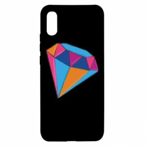 Xiaomi Redmi 9a Case Diamond