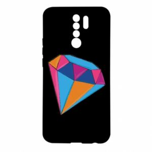 Xiaomi Redmi 9 Case Diamond