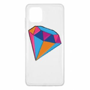 Samsung Note 10 Lite Case Diamond
