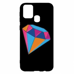 Samsung M31 Case Diamond