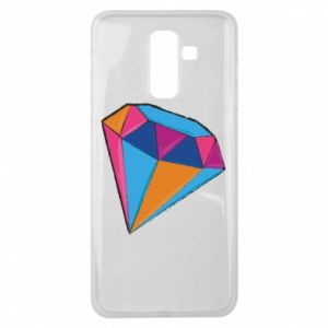 Samsung J8 2018 Case Diamond