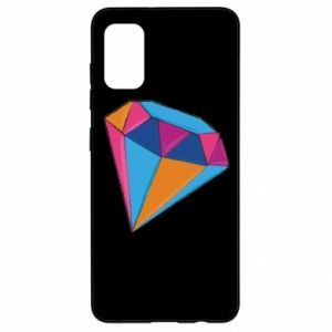 Samsung A41 Case Diamond