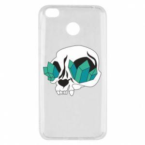 Etui na Xiaomi Redmi 4X Diamond skull