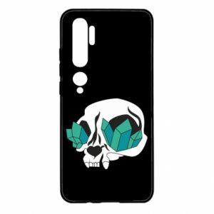 Etui na Xiaomi Mi Note 10 Diamond skull