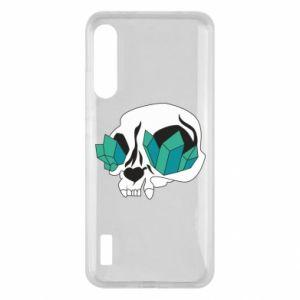 Etui na Xiaomi Mi A3 Diamond skull