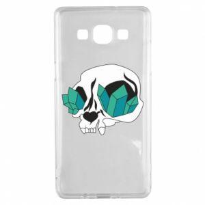 Etui na Samsung A5 2015 Diamond skull