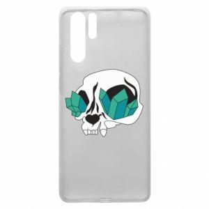 Etui na Huawei P30 Pro Diamond skull