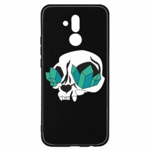 Etui na Huawei Mate 20 Lite Diamond skull