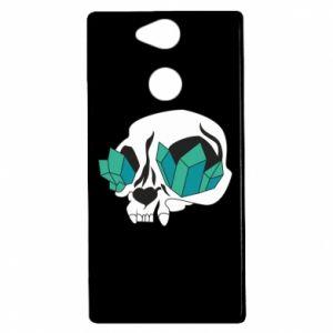 Etui na Sony Xperia XA2 Diamond skull