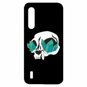 Etui na Xiaomi Mi9 Lite Diamond skull