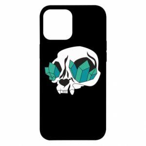 Etui na iPhone 12 Pro Max Diamond skull
