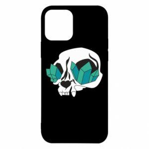 Etui na iPhone 12/12 Pro Diamond skull