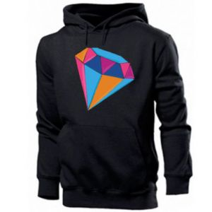 Men's hoodie Diamond