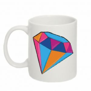 Mug 330ml Diamond