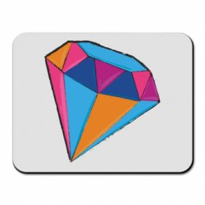 Mouse pad Diamond