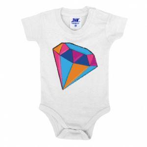 Baby bodysuit Diamond