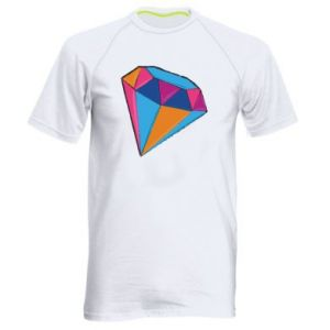 Men's sports t-shirt Diamond