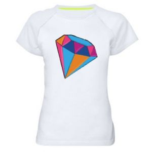 Women's sports t-shirt Diamond