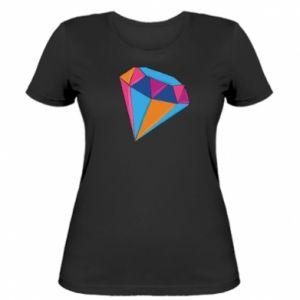 Damska koszulka Diament
