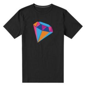 Men's premium t-shirt Diamond