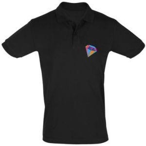 Men's Polo shirt Diamond
