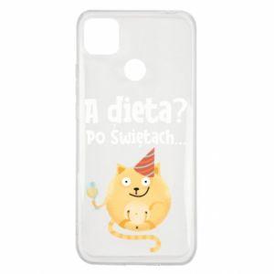 Etui na Xiaomi Redmi 9c Dieta? po Świętach