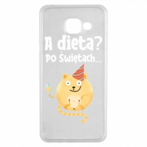 Samsung A3 2016 Case Diet? after Christmas