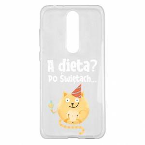 Etui na Nokia 5.1 Plus Dieta? po Świętach