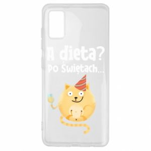 Samsung A41 Case Diet? after Christmas