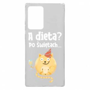Etui na Samsung Note 20 Ultra Dieta? po Świętach