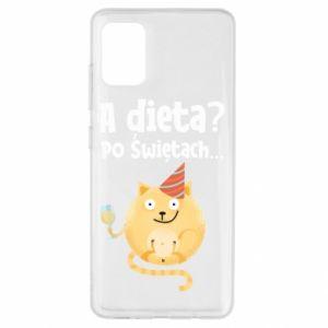 Etui na Samsung A51 Dieta? po Świętach