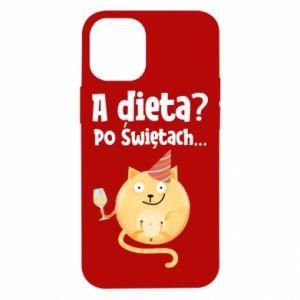 Etui na iPhone 12 Mini Dieta? po Świętach