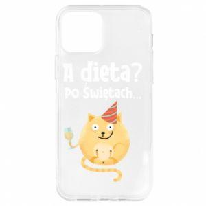 Etui na iPhone 12/12 Pro Dieta? po Świętach