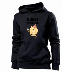 Women's hoodies Diet? after Christmas