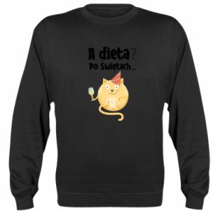 Bluza Dieta? po Świętach