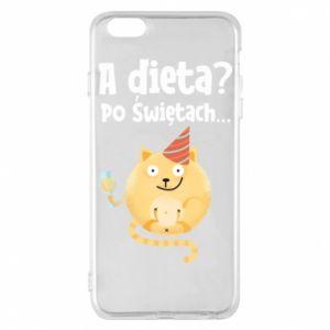Etui na iPhone 6 Plus/6S Plus Dieta? po Świętach