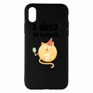 iPhone X/Xs Case Diet? after Christmas
