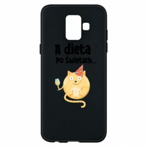Samsung A6 2018 Case Diet? after Christmas