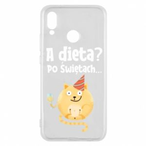 Huawei P20 Lite Case Diet? after Christmas