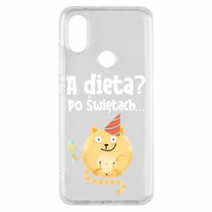 Phone case for Xiaomi Mi A2 Diet? after Christmas