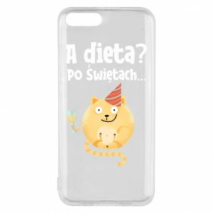 Phone case for Xiaomi Mi6 Diet? after Christmas