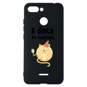 Phone case for Xiaomi Redmi 6 Diet? after Christmas