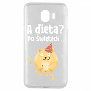 Samsung J4 Case Diet? after Christmas