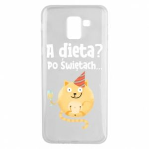 Samsung J6 Case Diet? after Christmas