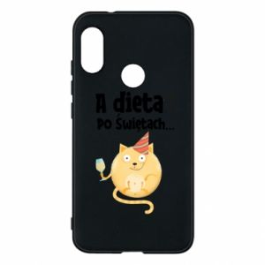 Phone case for Mi A2 Lite Diet? after Christmas