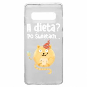 Samsung S10+ Case Diet? after Christmas