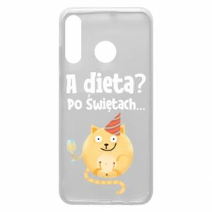 Huawei P30 Lite Case Diet? after Christmas
